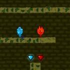 Играть Огонь и Вода 3 — В лесном храме онлайн