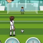 Играть Футбольный матч Бакуган и Бен 10 онлайн