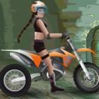 Играть Moto Tomb Racer онлайн