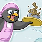 Играть Обед у Пингвина онлайн