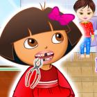 Играть Даша Лечит Зубы онлайн