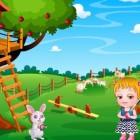 Играть Малышка Хейзел Дом на Дереве онлайн