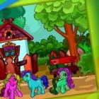 Играть Пони раскраска онлайн