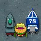 Играть Спанч Боб гонки онлайн
