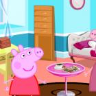 Играть Свинка Пеппа и декор дома онлайн