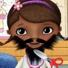 Играть Доктор Плюшева: Сбрить бороду онлайн
