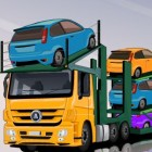 Играть Перевозка Автомобилей онлайн
