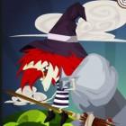 Играть Побег от ведьмы онлайн