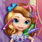 Играть Прически Софии Прекрасной онлайн