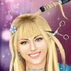 Играть Причёски Ханны Монтана онлайн