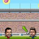 Играть Puppet Soccer 2014 онлайн