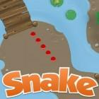 Играть Змейка онлайн